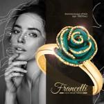 "<a href=""https://stolychnashop.com.ua/yuvelirnye-ukrasheniya/koltsa-francelli/zolotoe-koltso-francelli-roza-154210zhs/"">Золотое кольцо Francelli «Роза»</a>"