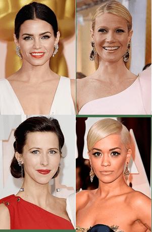 Модный тренд 2015 — длинные серьги