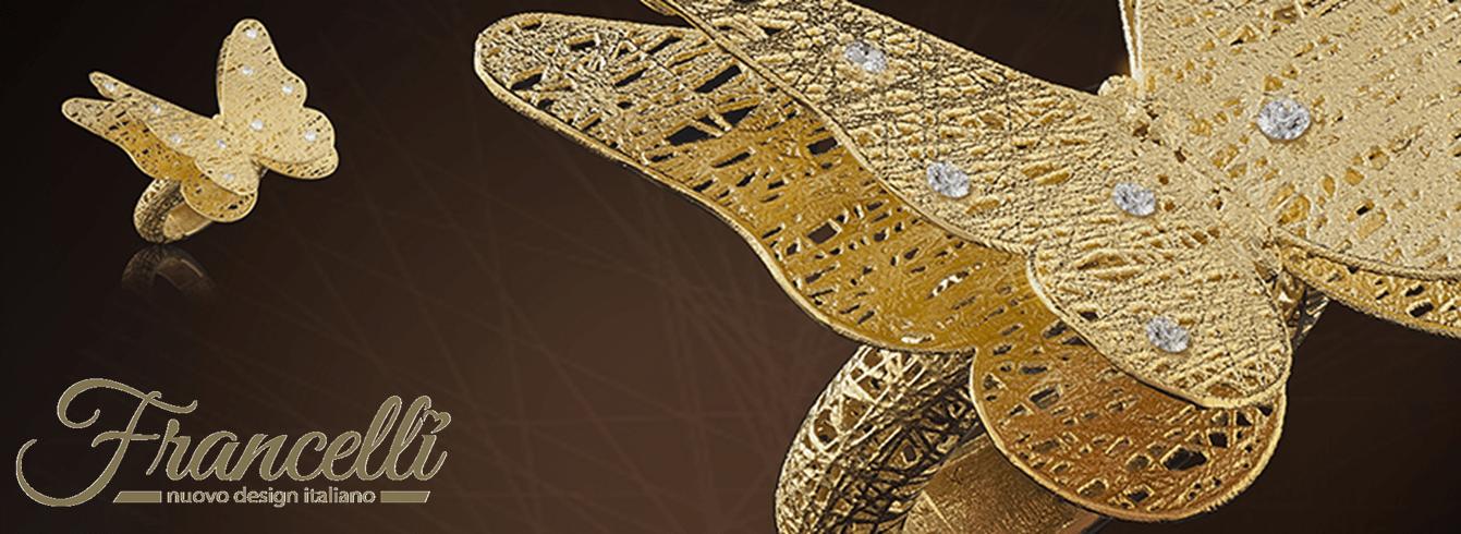 Модные тренды 2015: итальянские украшения из жёлтого золота