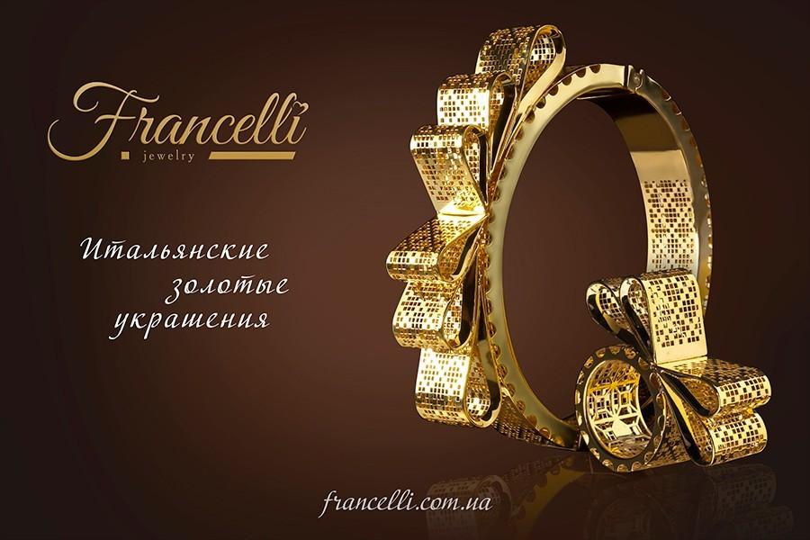 модные украшения из Италии