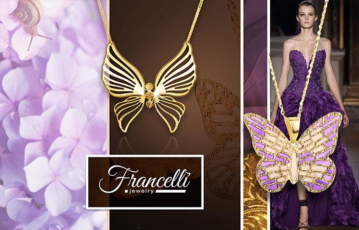 Продажа украшений ТМ Francelli  в магазинах Столичной Ювелирной Фабрики возобновлена