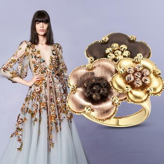 Золотое плетение